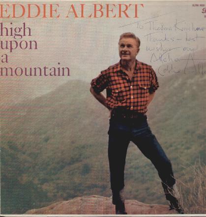 Yet another eddie albert album